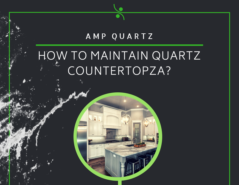 How To Maintain Quartz Countertop