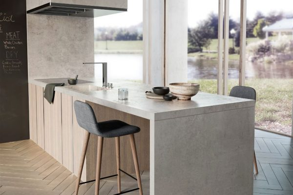 Kreta Dekton Kitchen Countertop