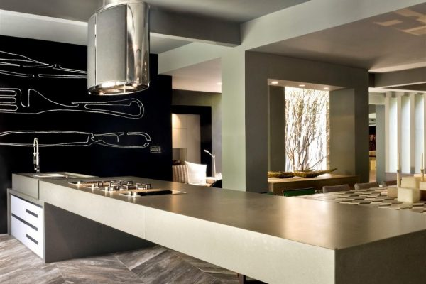 Altair Silestone Kitchen Countertop