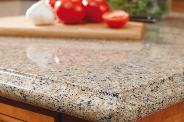 Blue Sahara Silestone Kitchen Countertop