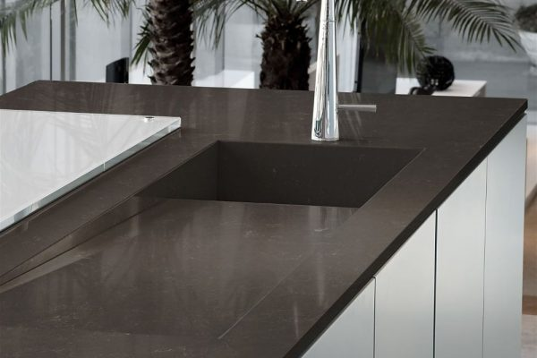Calypso Silestone Kitchen Countertop