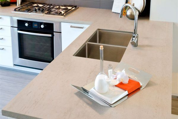 Danae Dekton Kitchen Countertop