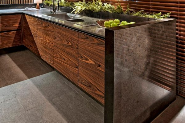 Dreis Silestone Kitchen Countertop