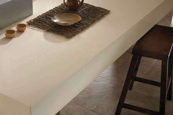 Haiku Silestone Kitchen Countertop