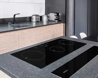 ID36 SIEGEN 3-Burner Induction Hob
