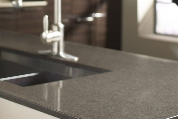 Iron Ore Silestone Kitchen Countertop