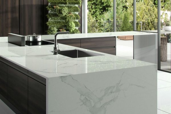 Natura18 Dekton XGloss Kitchen Countertop