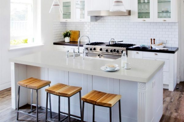 Niebla Silestone Kitchen Countertop