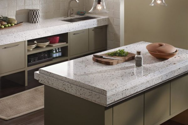 Seleno Silestone Kitchen Countertop