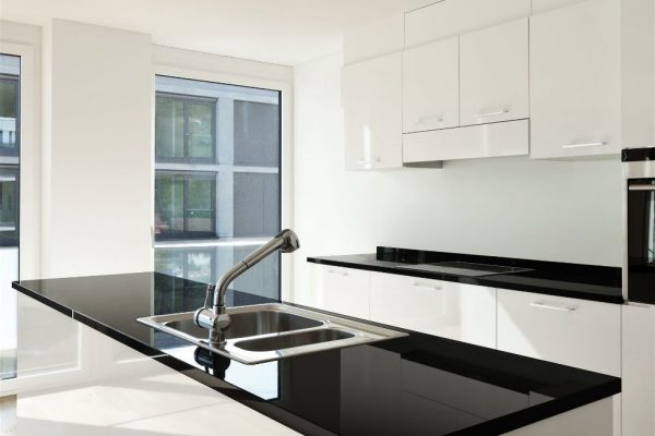 Spectra Dekton XGloss Kitchen Countertop