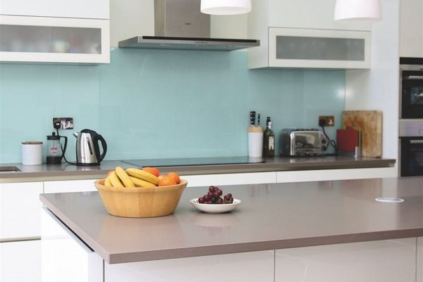 Unsui Silestone Kitchen Countertop