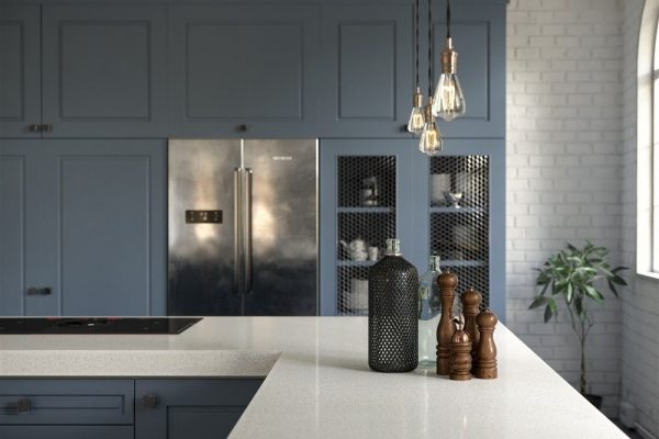 Vienna Dekton XGloss Kitchen Countertop