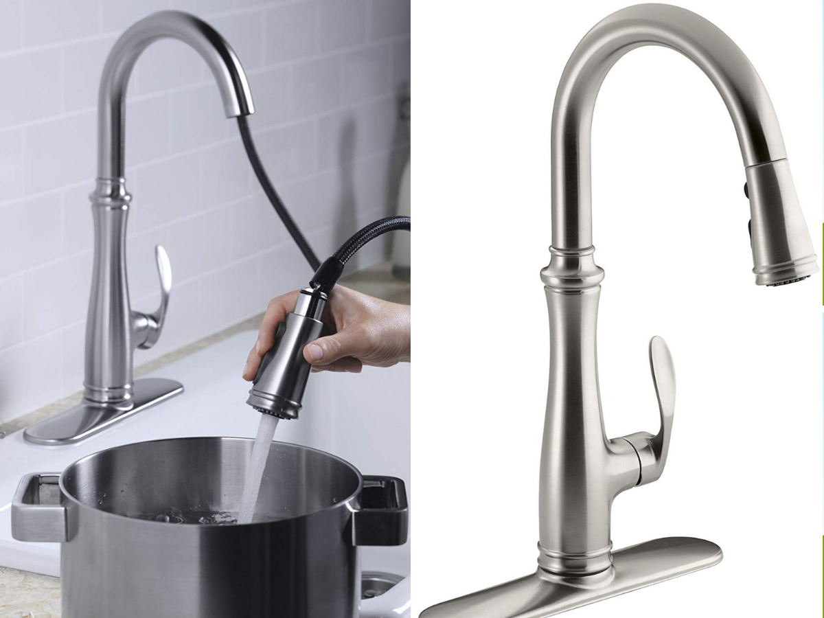 pull-out-pull-down-spray-faucet