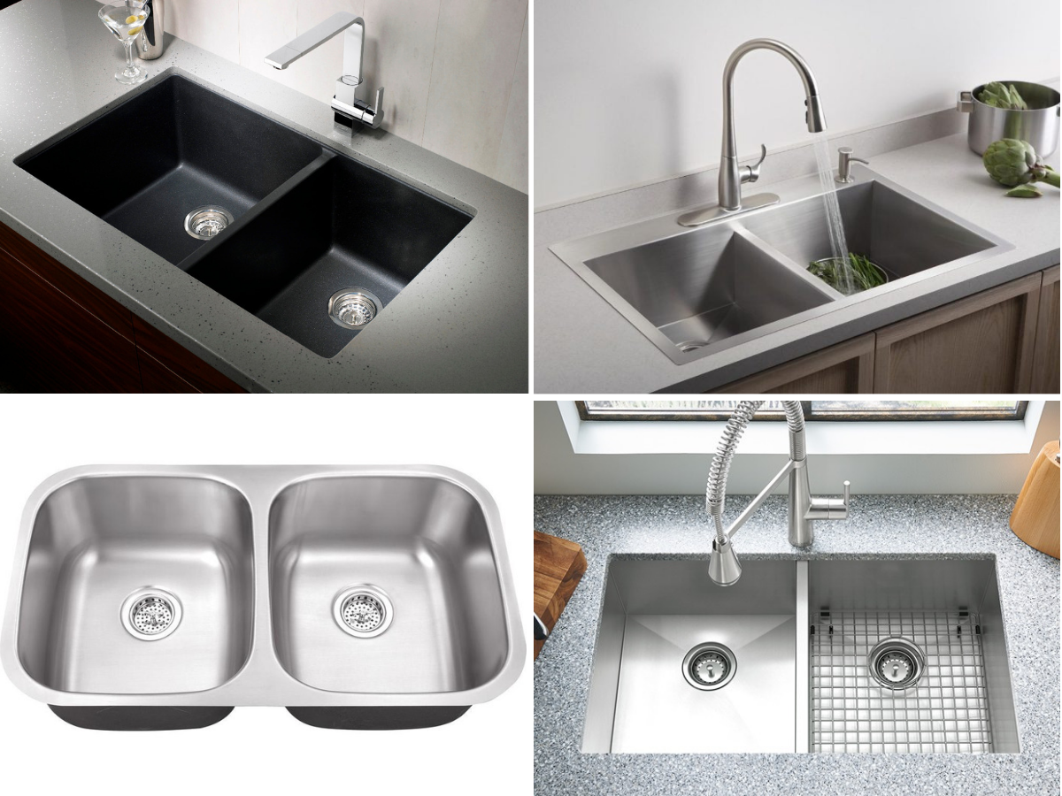 double-basin-sink