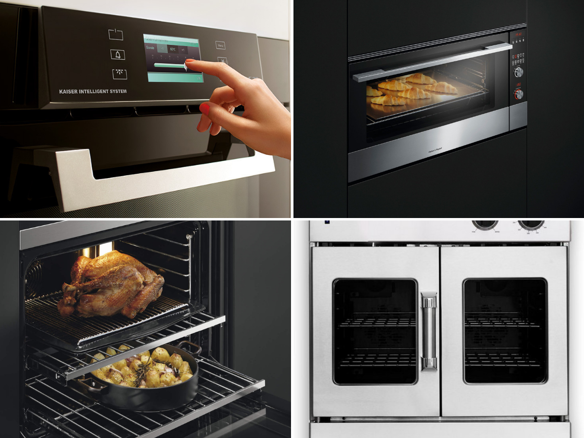modern kitchen in malaysia-convection-oven