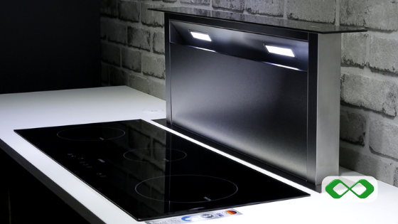 obro-downdraft-cooker-hood-and-induction-hob