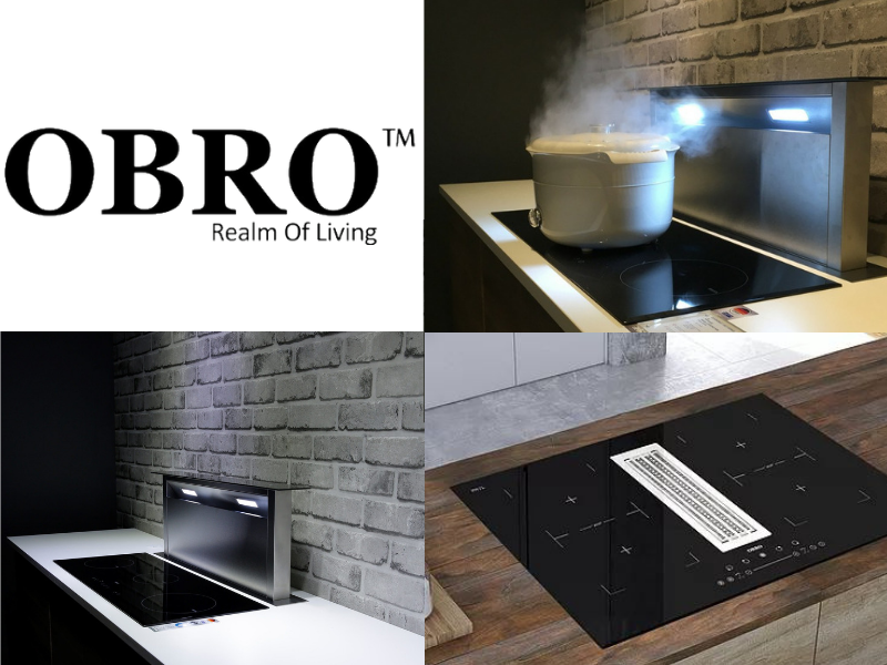 obro induction cooking system