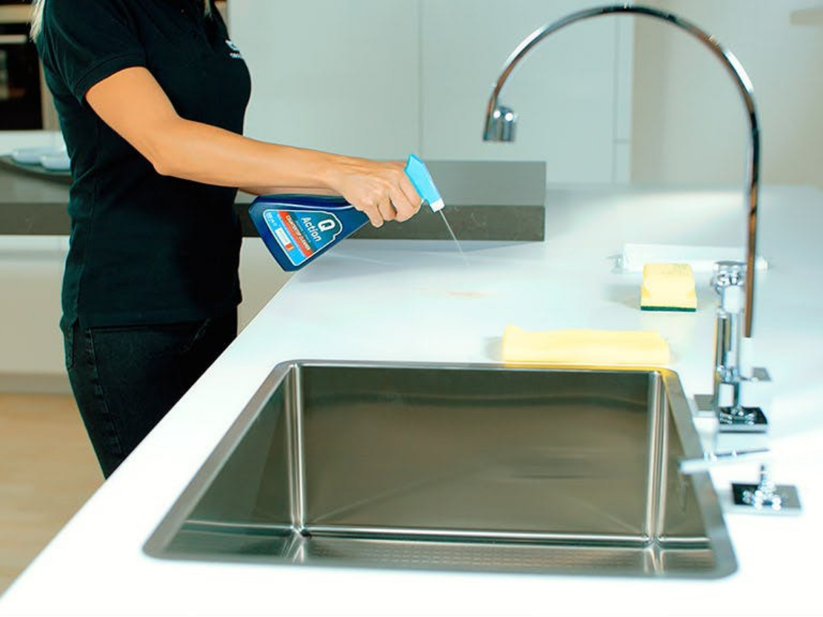 silestone cleaning & maintenance