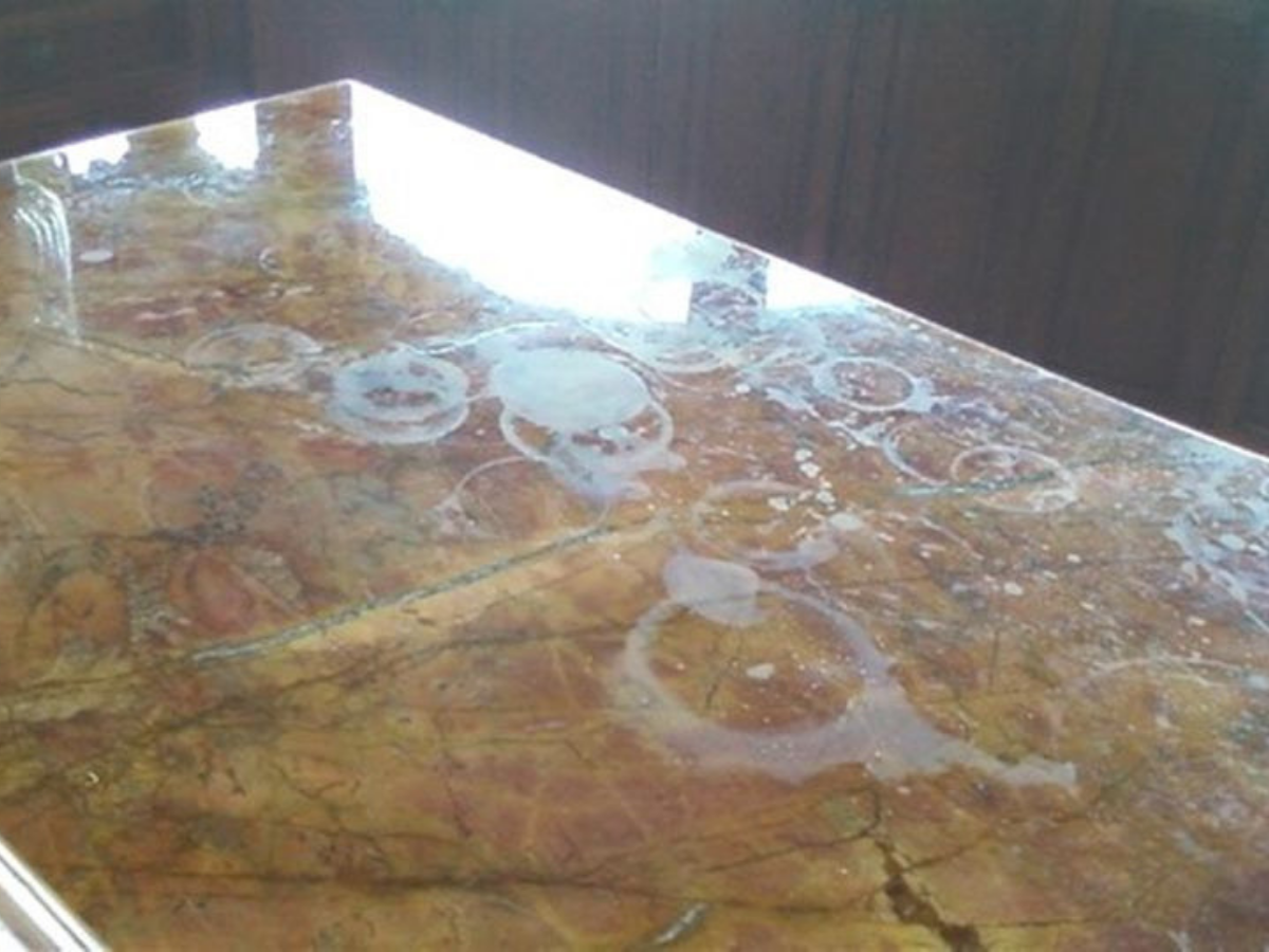countertop replacement stains