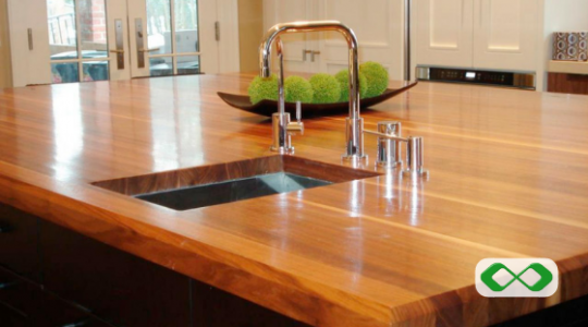 kitchen countertop replacement feature image