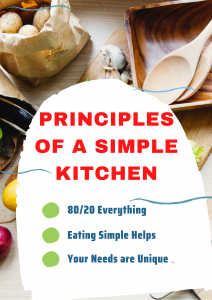 simplify your kitchen, 13 Steps to Simplify Your Kitchen