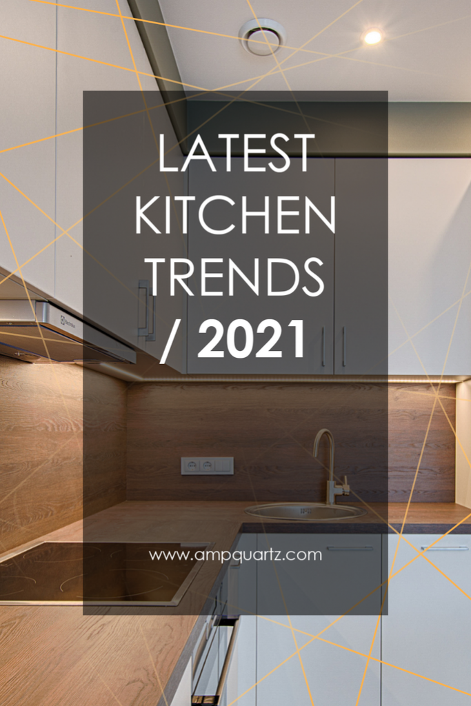 Here is to tell you some kitchen trends in 2021 and give you some tips about how you should design your kitchen for upcoming 2021.