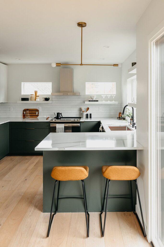 Kitchen design, 5 creative kitchen design ideas that you'll be amazed!