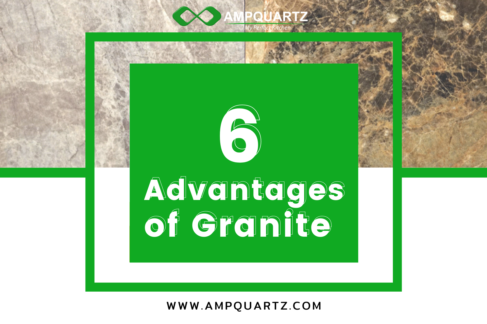 6 Advantages of Granite