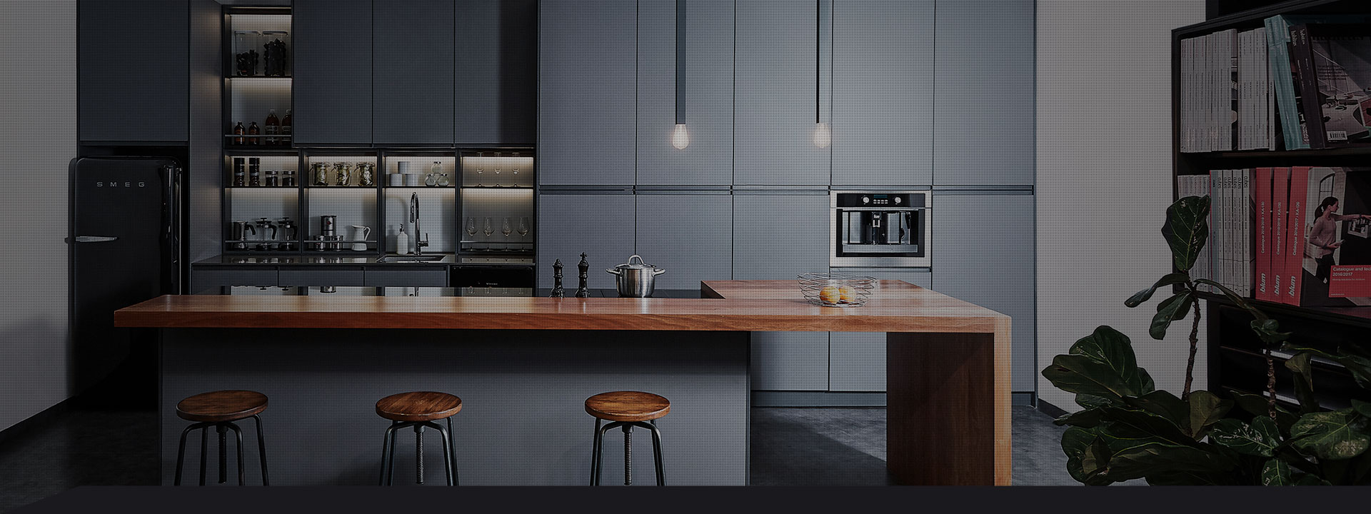 aluminium kitchen cabinet johor
