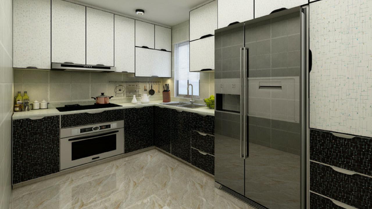 aluminium kitchen cabinet Muar