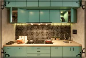 Kitchen design-Ampquartz