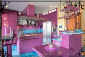 Kitchen paint colour
