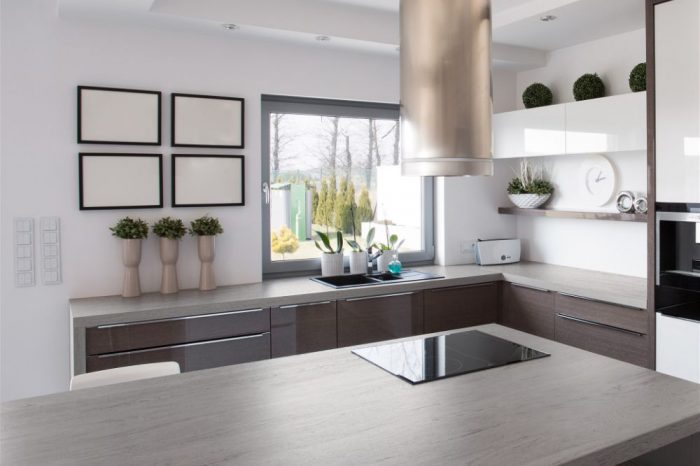 Aldem Dekton Kitchen Countertop