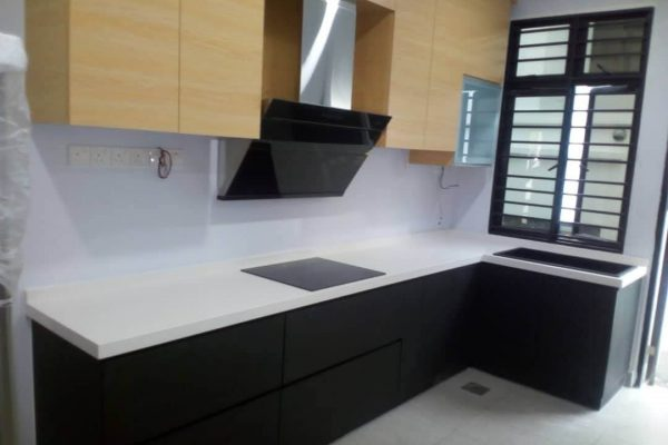 Austin Duta - Quartz Kitchen Top