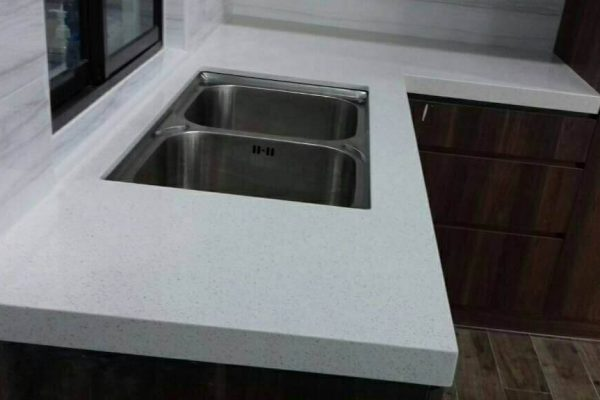 Bandar Dato Onn - Quartz Kitchen Top 01
