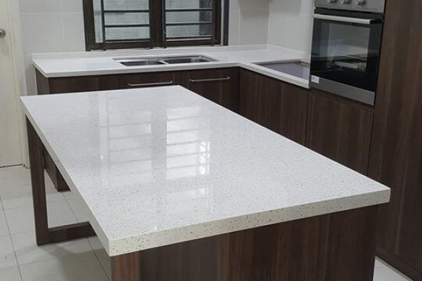 Bandar Dato Onn - Quartz Kitchen Top 02