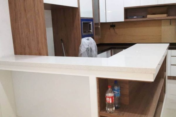 Bandar Seri Alam - Quartz Kitchen Top 01