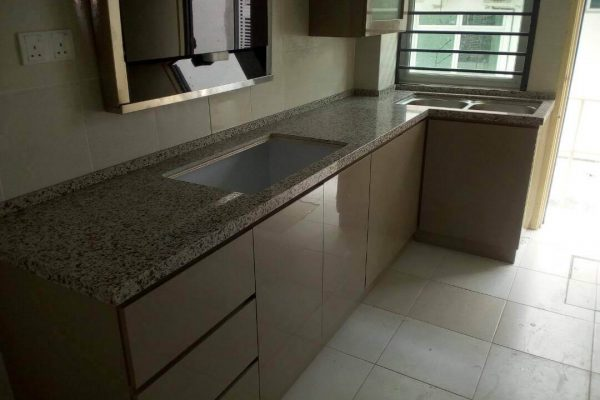 Bandar Seri Alam - Quartz Kitchen Top 02