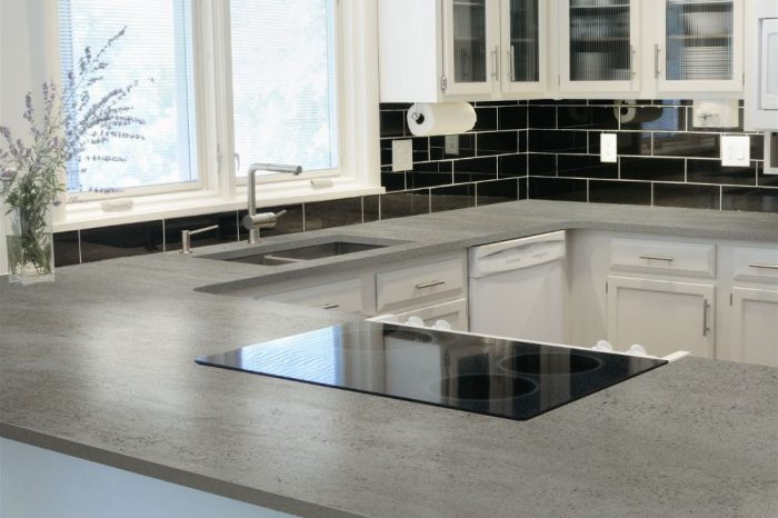 Keon Dekton Kitchen Countertop