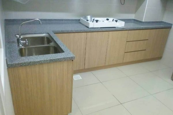 Kota Masai - Solid Surface Kitchen Top