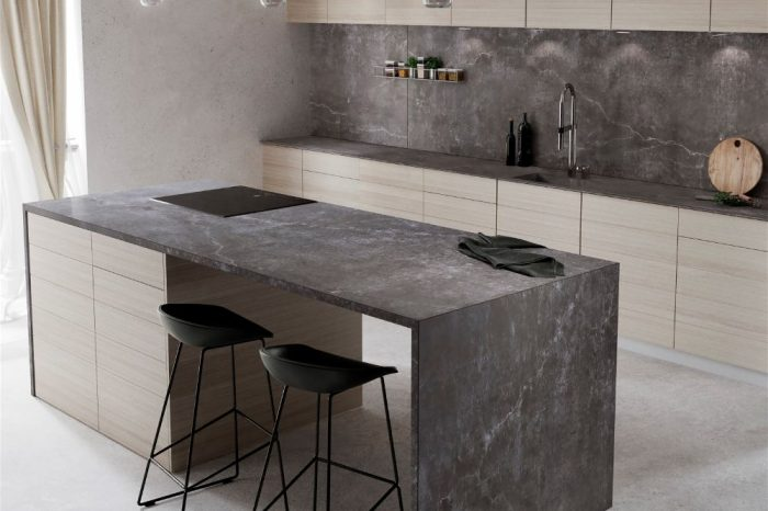 Laos Dekton Kitchen Countertop
