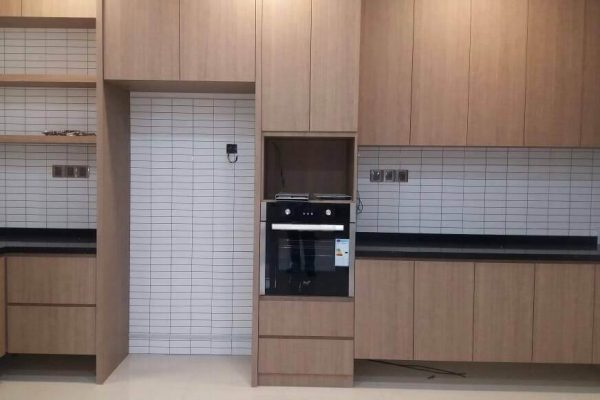 Taman Daiman Jaya - Quartz Kitchen Top