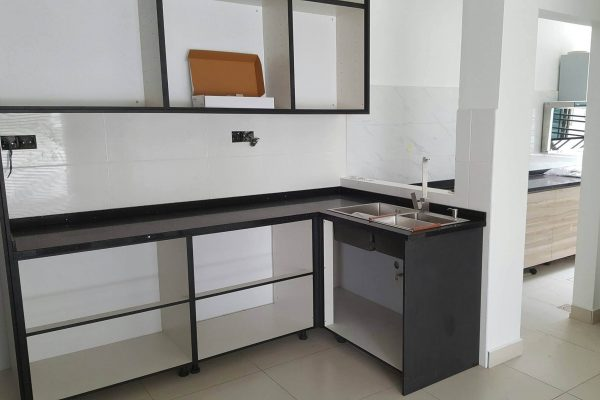 Taman Mutiara Rini - Quartz Kitchen Top 02