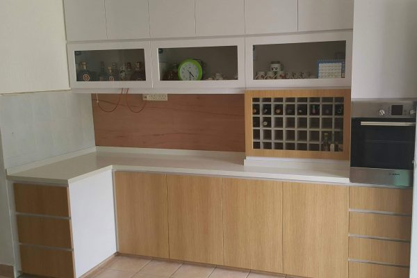 Taman Nusa Bestari - Quartz Kitchen Top