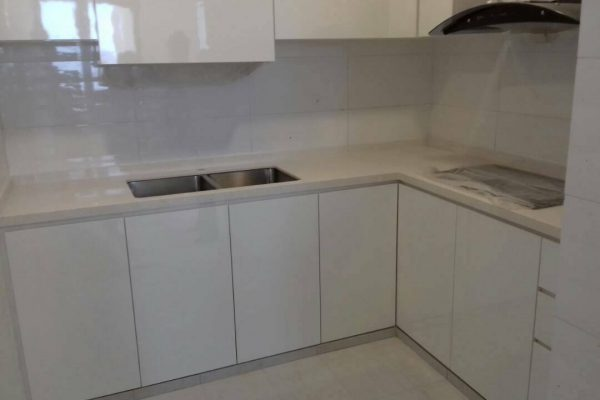 Taman Pelangi - Quartz Kitchen Top
