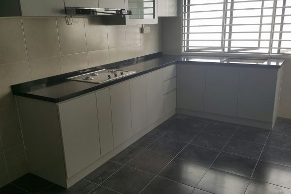 Taman Seri Austin - Quartz Kitchen Top 02